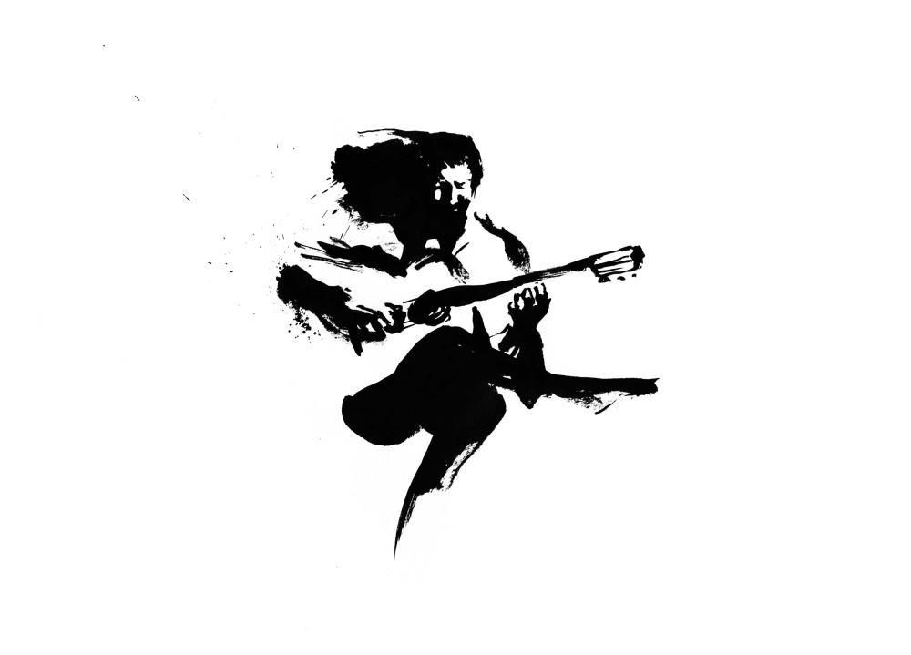 © Patricio Hidalgo, Guitarrista