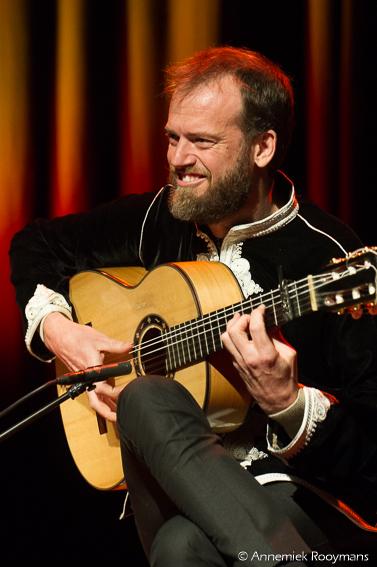 Tino van der Sman Dutch Flamenco Bienial 2017 Annemiek Rooymans